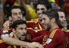 Gols: Veja aos lances da vitória da Espanha sobre a Itália