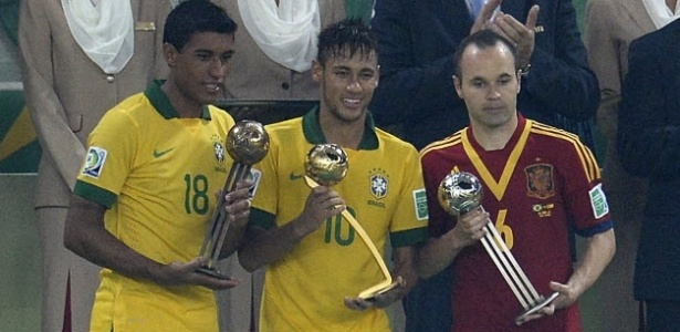 Lagoa Grande Esporte  Neymar é melhor do torneio e Brasil soma cinco ... d145be74d032d