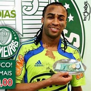 Charge brinca com vaquinha do Palmeiras para trazer Wesley