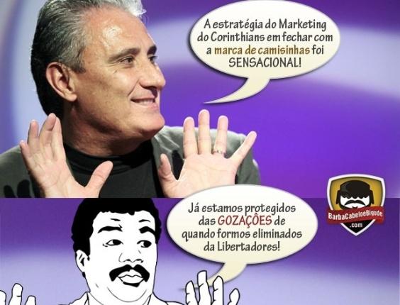 Corneta FC: Boa sacada do marketing corintiano