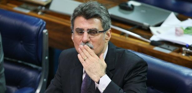 O senador Romero Jucá (PMDB-RR) vai alocar R$ 570 milhões para os partidos