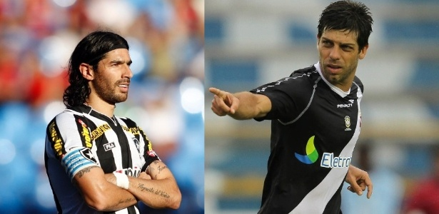 Loco Abreu e Juninho Pernambucano descansaram no meio de semana e esto descansados para o clssico