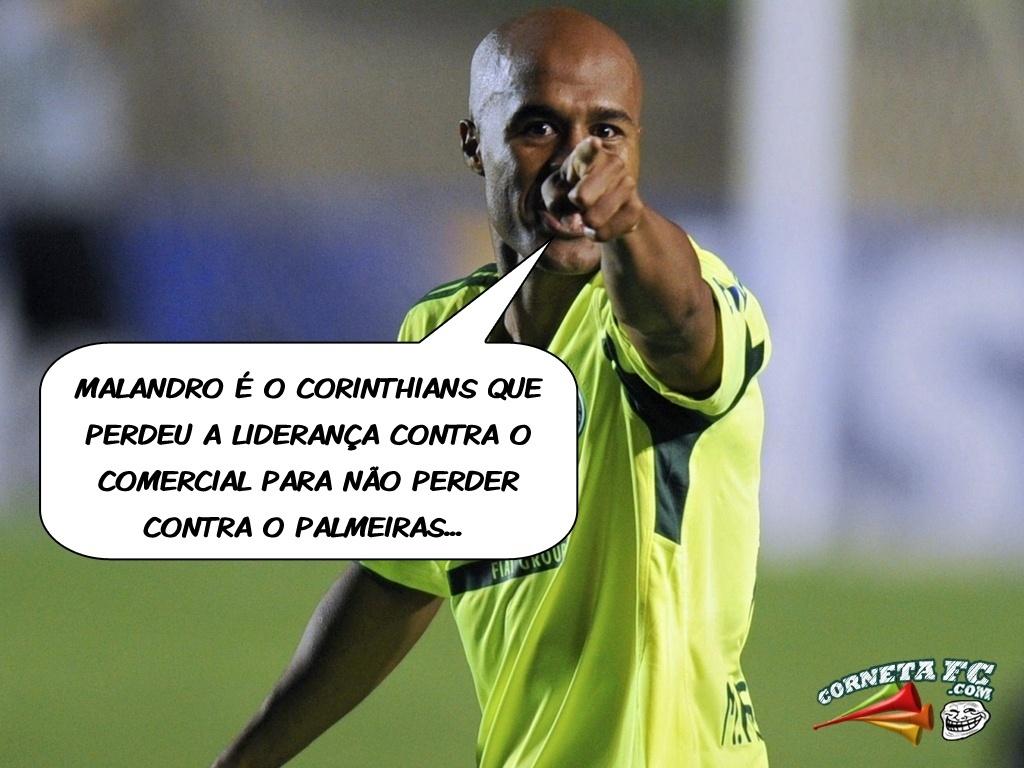 Corneta FC: Assunção descobre o segredo da malandragem corintiana