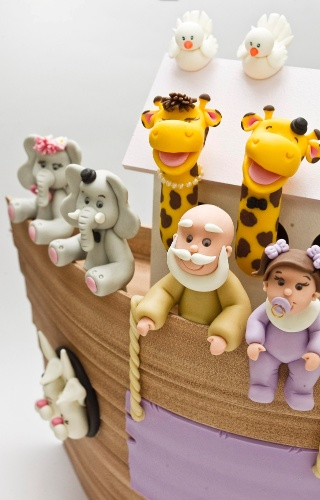 Enfeite para quartos infantil vendido na Feira da Gestante, do Bebê e da Criança (21/3/2012)