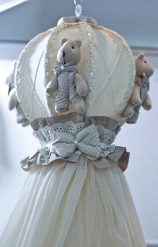 Mosquiteiro apresentado na Feira da Gestante, do Bebê e da Criança (21/3/2012)