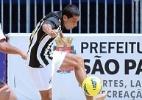 Santos mira lucros e evita gastos ao trocar futsal e feminino por beach soccer e futevôlei - Divulgação