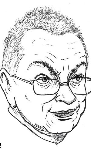 Cartunista Paolo Lombardi faz sua homenagem a Chico Anysio