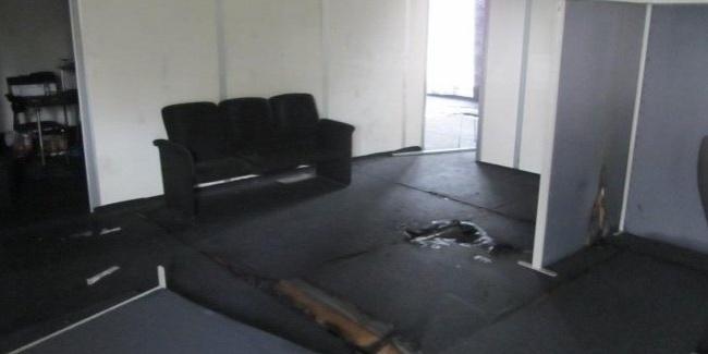 Fogo nas instalações da Lotus em Sepang começou na cozinha e se espalhou pelo carpete