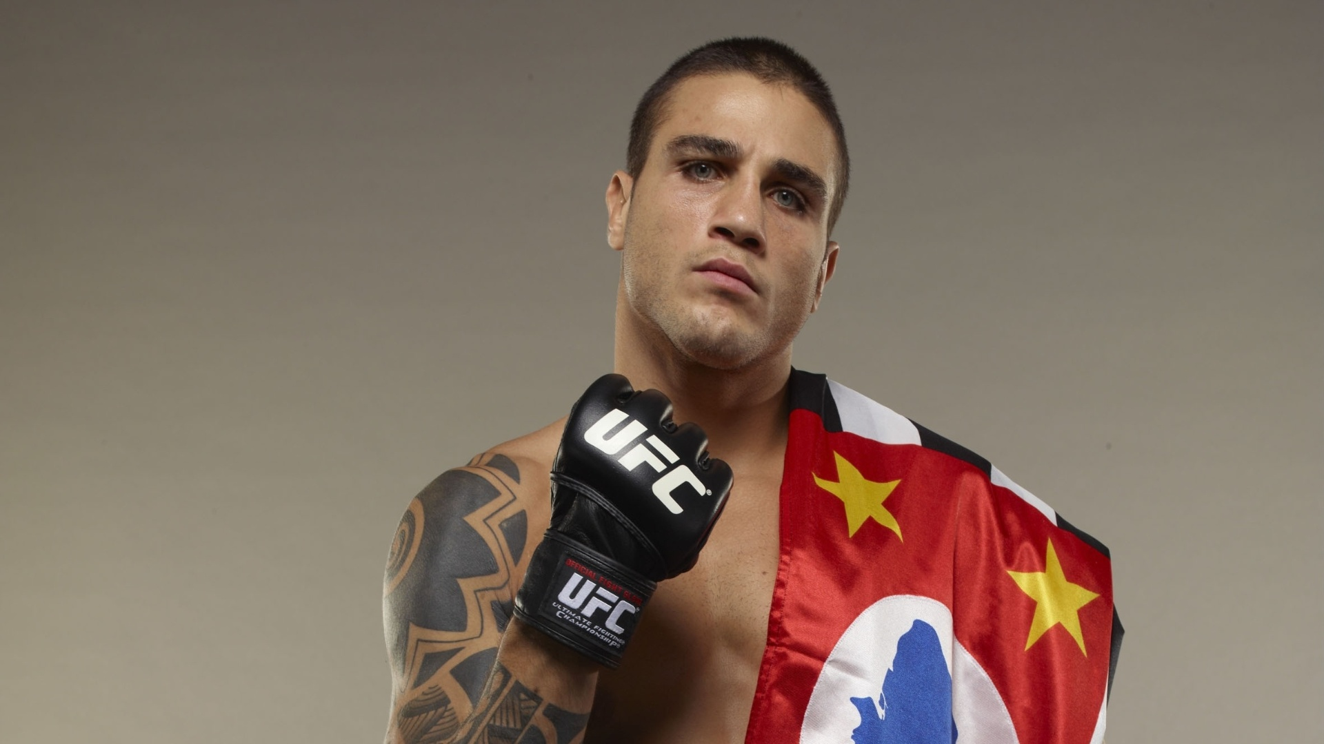Daniel Sarafian, peso mdio do TUF Brasil