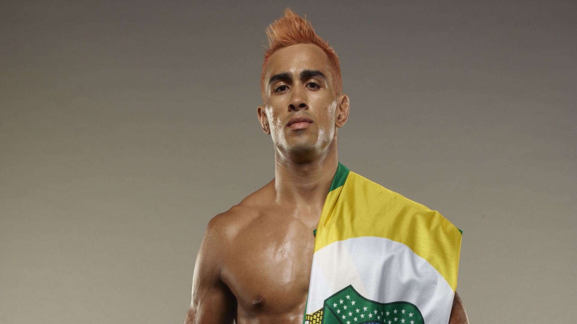Godofredo Pepey, peso pena do TUF Brasil