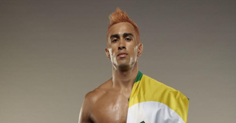 Godofredo Pepey, peso pena do TUF Brasil