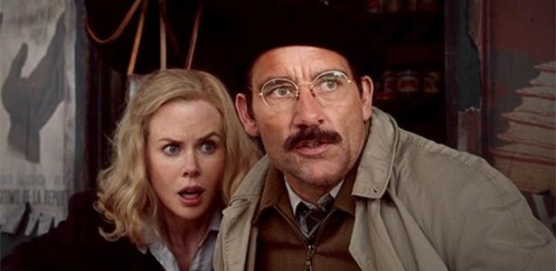 "Nicole Kidman e Clive Owen interpretam Martha Gellhorn e Ernest Hemingway em ""Hemingway & Gellhorn"", filme da HBO"