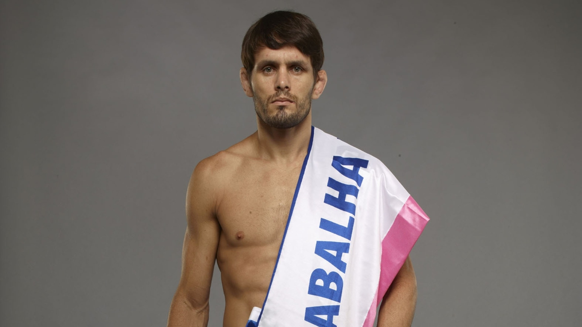 Rodrigo Damm, peso pena do TUF Brasil