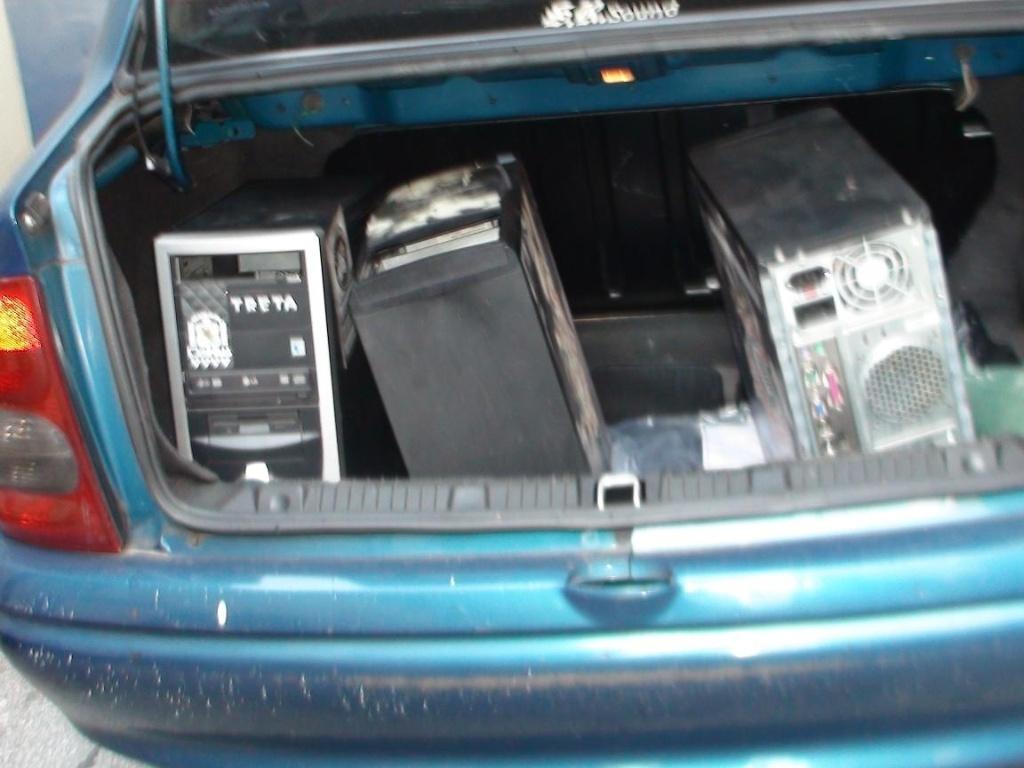 Polícia Civil apreende computadores da torcida Gaviões da Fiel em busca de pistas sobre a briga de domingo (25/3)