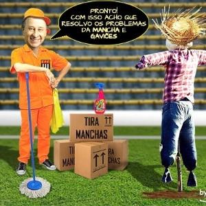 Corneta FC: Del Nero