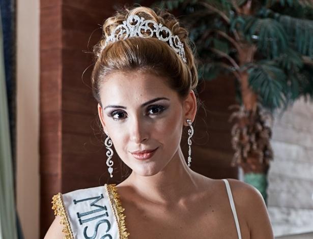 Miss Mundo Rio de Janeiro 2012, Mariana Notarangelo