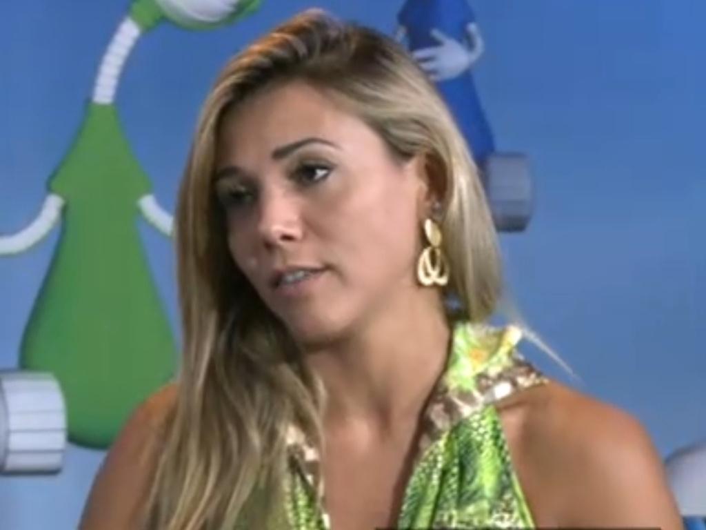 Fabiana fala sobre sua amizade com Kelly em bate-papo realizado para o site oficial do