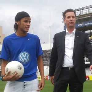 : Neymar prevê faltas duras na Europa e cita dicas do pai para evitar lesões