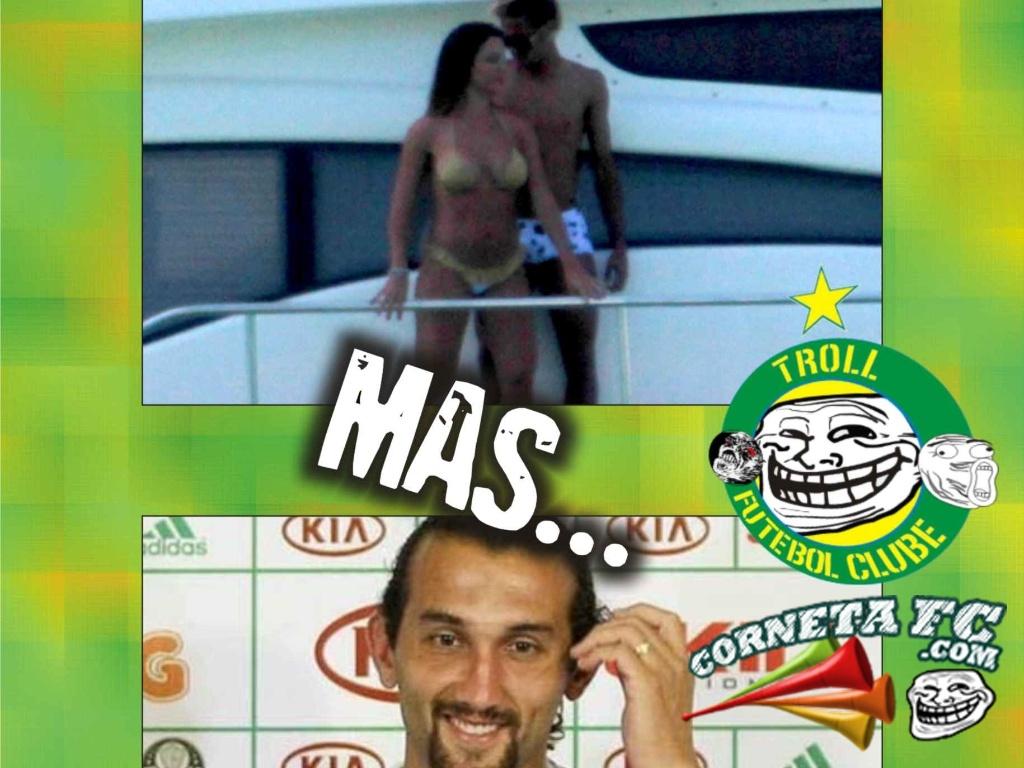 Corneta FC: Neymar gosta de iates? Mas o Hernán Barcos