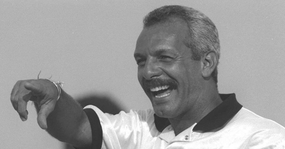 O ex-jogador do Flamengo e agora comentarista Júnior