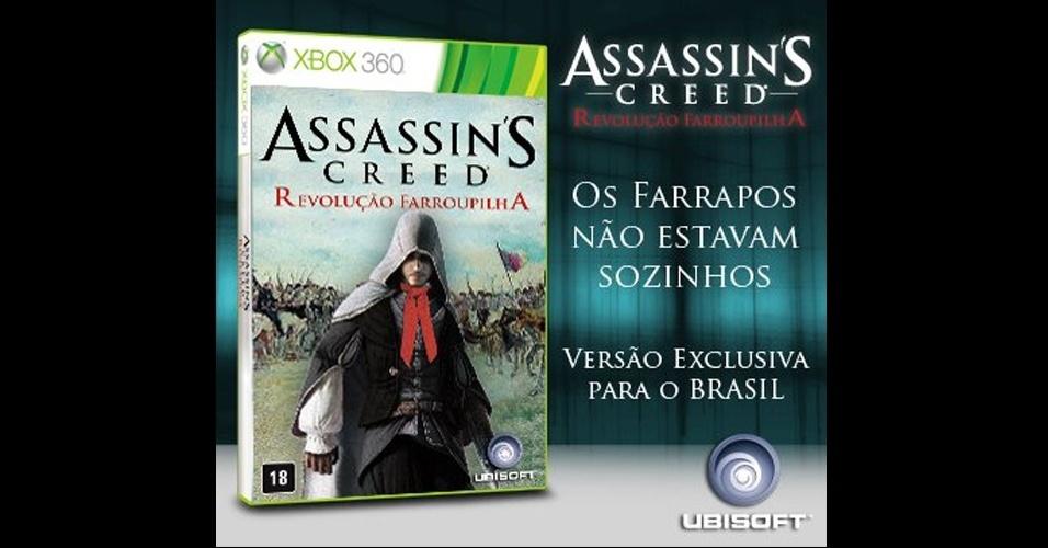 A Ubisoft anunciou