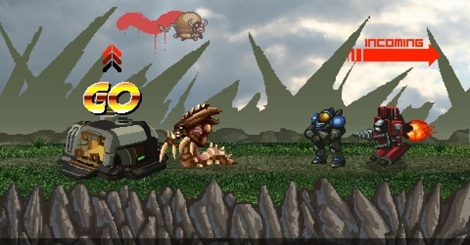 Em 1º de abril de 2012 a Blizzard 'anunciou'