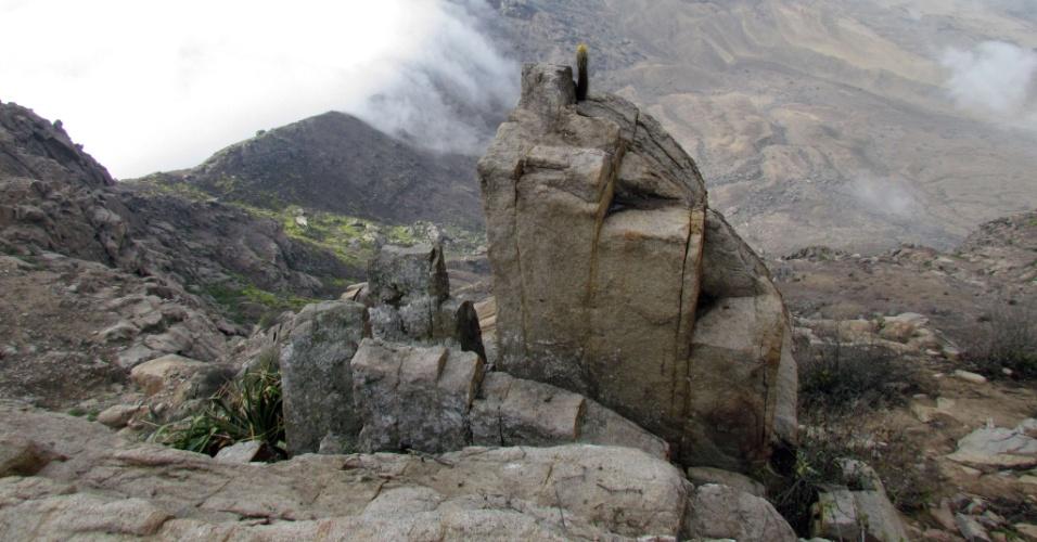 Altar de sacrifícios humanos de 1.600 anos é encontrado no Peru