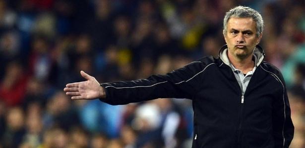 Mourinho teria criticado falta de empenho de Ronaldo em derrota para Getafe