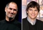 Assessoria confirma que Ashton Kutcher fará papel de Steve Jobs em filme - Monica M. Davey/Efe e Nina Prommer/Efe