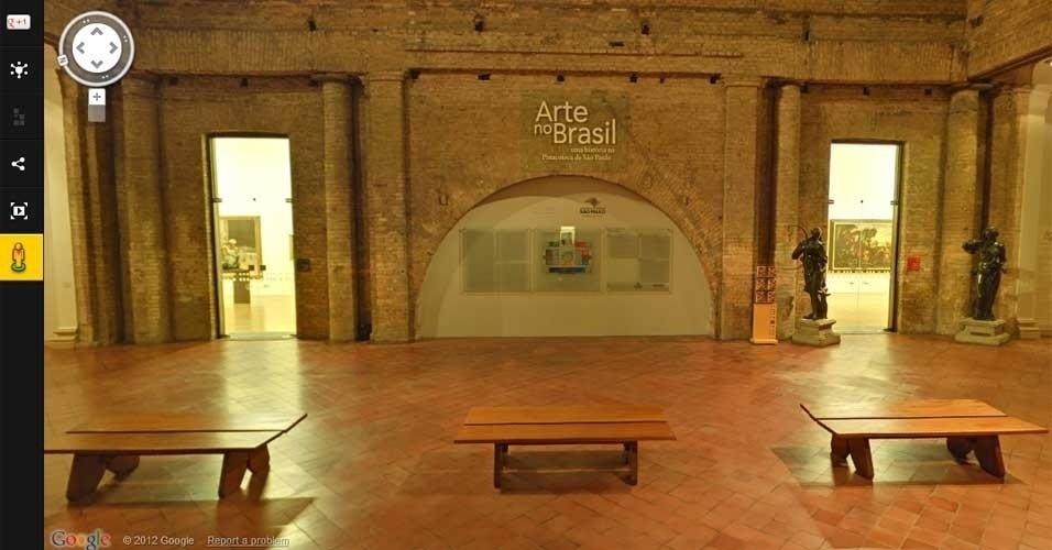 Google Art Project - Pinacoteca do Estado de São Paulo