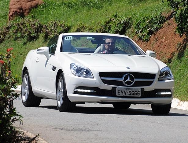 Mercedes-Benz SLK 250: versão passa a ser a única vendida no Brasil, por R$ 249.900