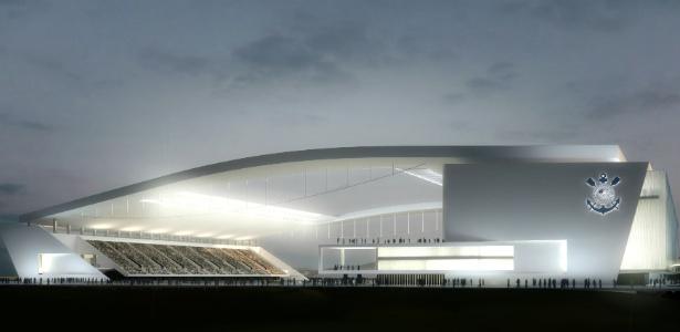 Obra do estádio para a Copa do Mundo enfim vai receber os recursos do BNDES