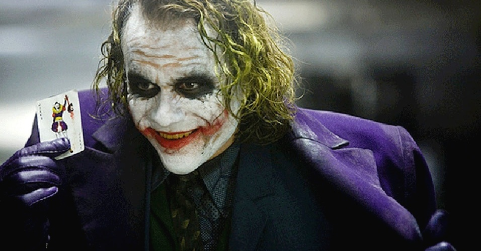 Coringa do filme Batman