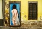 Artistas revitalizam fachadas de Funchal, na ilha portuguesa da Madeira - Eduardo Vessoni/UOL