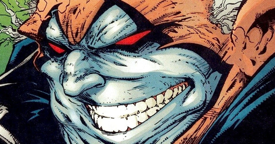 Violator da história em quadrinhos Spawn