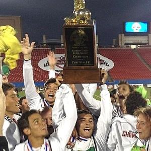 Coritiba sub-19 é campeão do torneio Dallas Cup