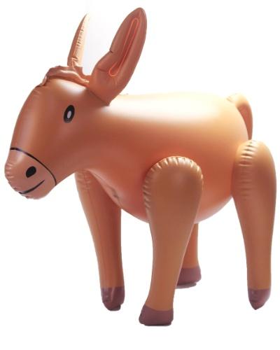Brinquedo erótico da loja Sex Toy - burro inflável