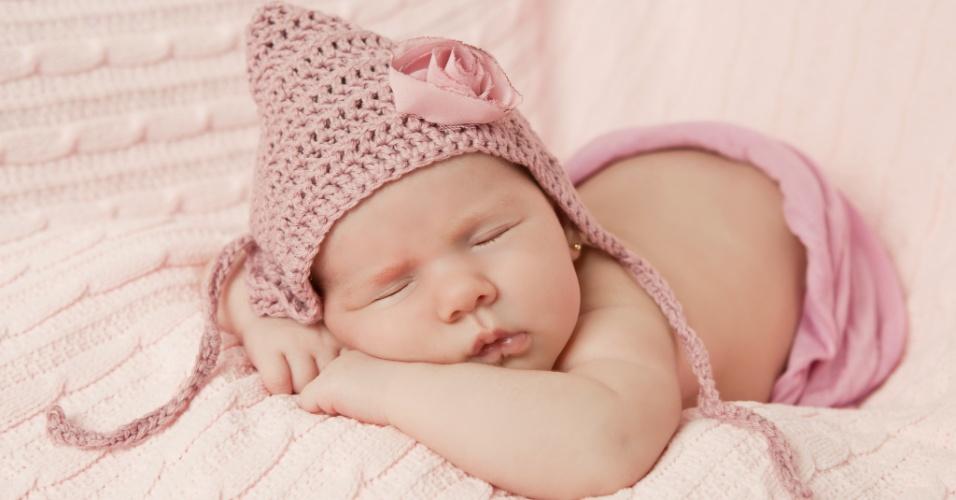 Foto de recém-nascido, feito pela fotógrafa Daniela Margotto