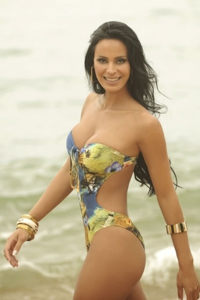 Lorena Bueri, gata do Bragantino