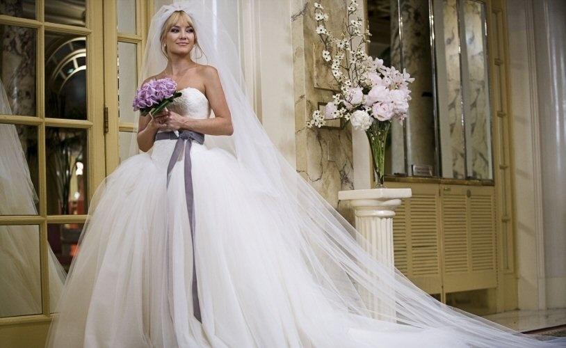 Noivas de cinema - Kate Hudson em
