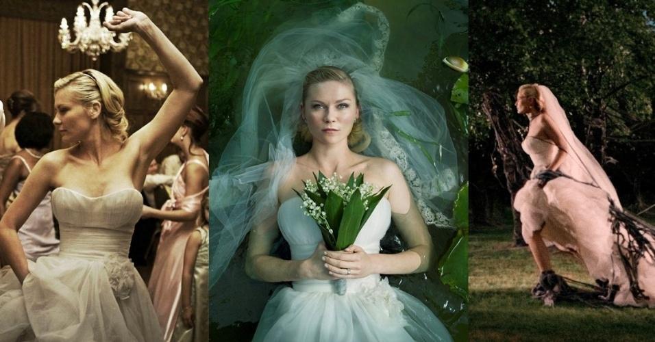 Noivas de cinema - Kirsten Dunst em
