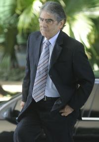 Ministro Carlos Ayres Britto chega ao STF