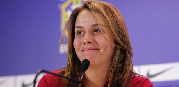 Convidada para seleção, Patricia Amorim dobrou dívida do Fla com CBF