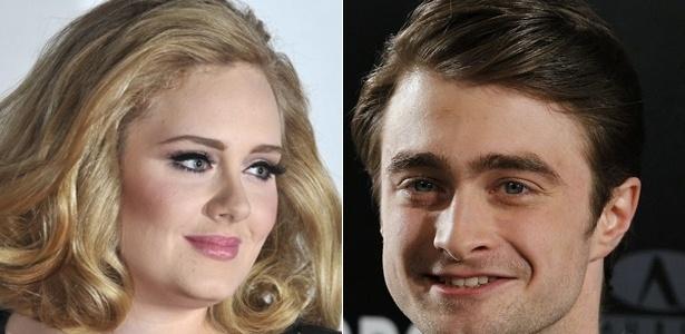 Adele e Daniel Radcliffe encabeçam lista dos artistas mais ricos do Reino Unido