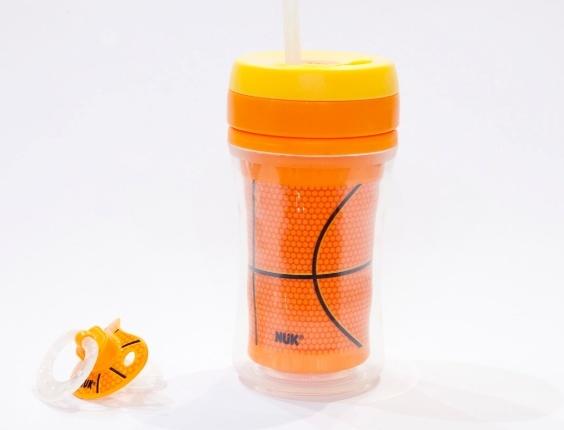 Chupeta e copo linha Nuk Sports