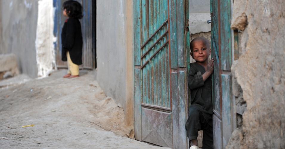 Fotos mostram o cotidiano dos moradores do Afeganistão