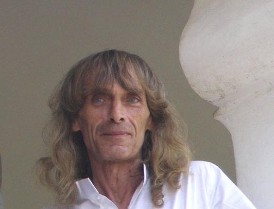 Guia turístico italiano Paolo Bosusco, libertado nesta quinta-feira (12) em Bhubaneswar, na Índia. Ele foi sequestrado em 14 de março junto com outro italiano durante uma excursão, mas este último foi solto em 25 de março