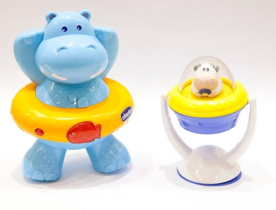 Hippo e Space Cow da Chicco