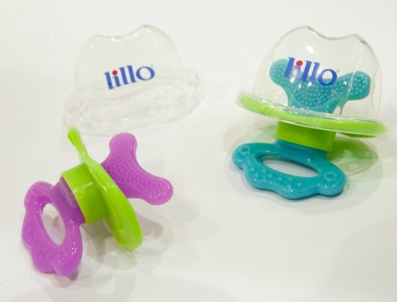 mordedor de silicone Lillo