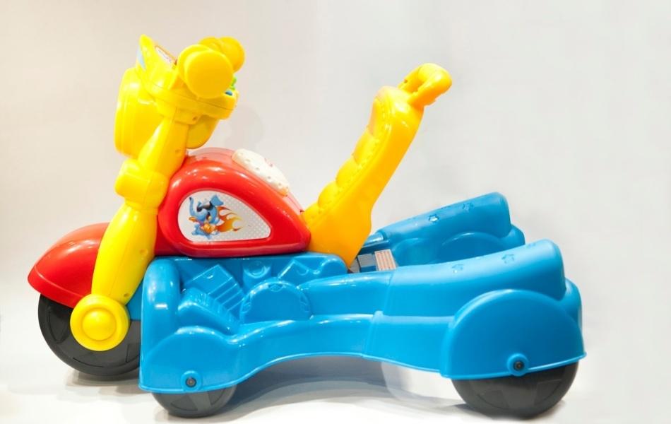 Motocicleta andador - Hasbro